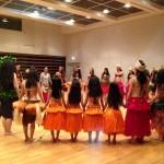 いちょう祭タヒチアンダンスステージ14:50~♪
