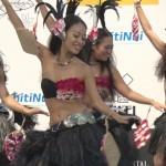 今日♪明日♪タヒチアンダンスショーやります!!