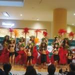 昭島アロハカーニバル2017プレイベント出演しました