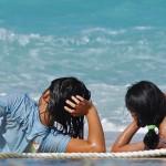 2013 TAHITI RANGIROA島で遊ぶ