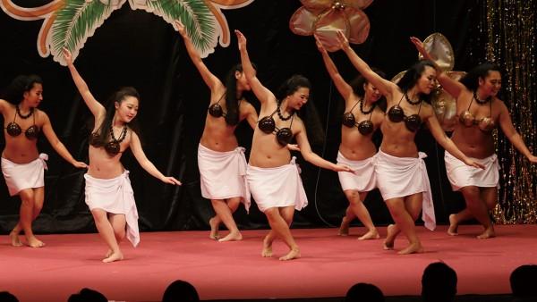 新宿校タヒチアンダンススクール「TIAREAPETAHI(ティアレアペタヒ)」体験レッスン