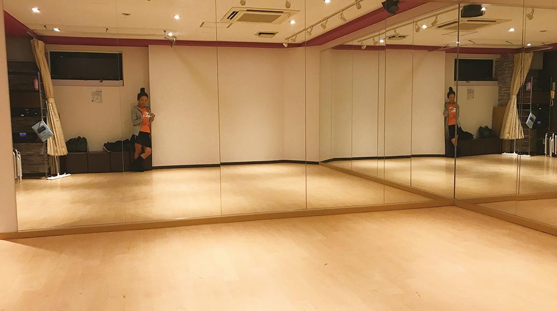 新宿タヒチアンダンススクール、新宿御苑前、新宿156スタジオ