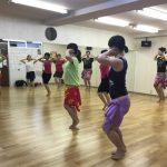 タヒチアンダンス♪平日、土曜日昼クラス!