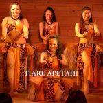 Tahitian night silkroadcafe otea OFE