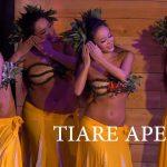 Tahitian night silkroadcafe aparima HURI te TAU