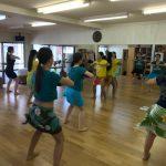 タヒチアンダンス体験レッスン会開催