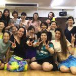 タヒチアンダンス火曜日初級クラス