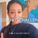 Reotahiti challenge !!